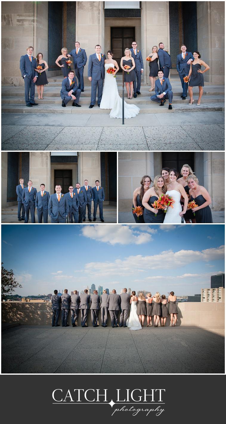 03_Bridal Party at Liberty Memorial