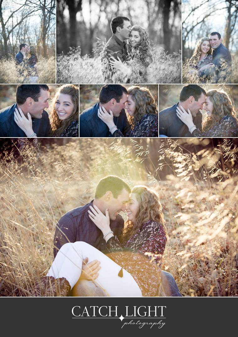 03_Kansas City Country Engagement Photography