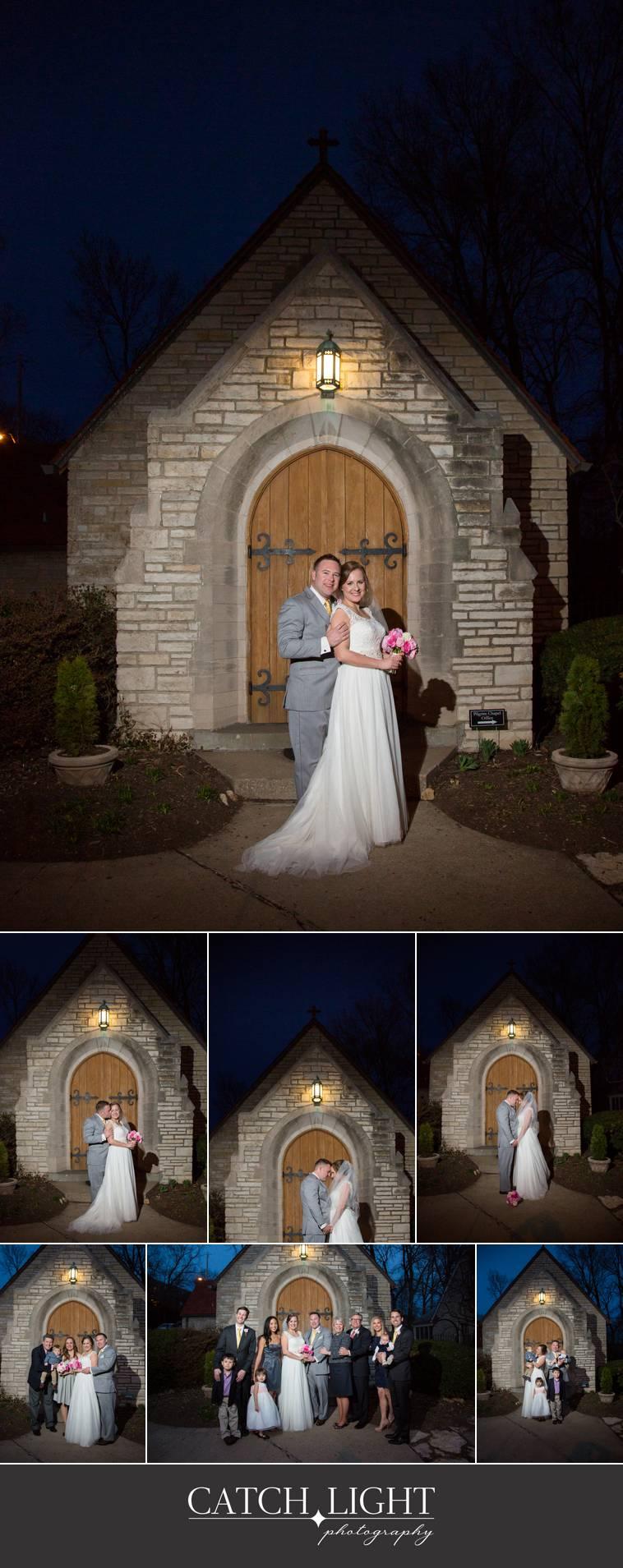 08_Kanas City Wedding Photography Pilgrim Chapel