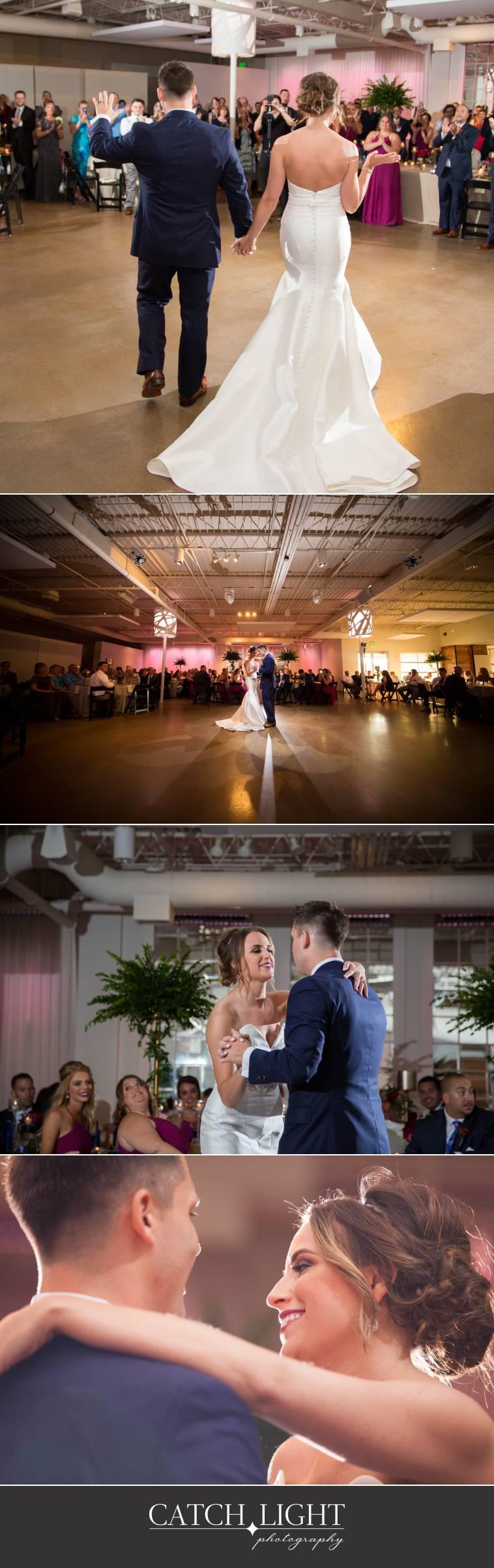 Studio Dan Meiners wedding reception photography