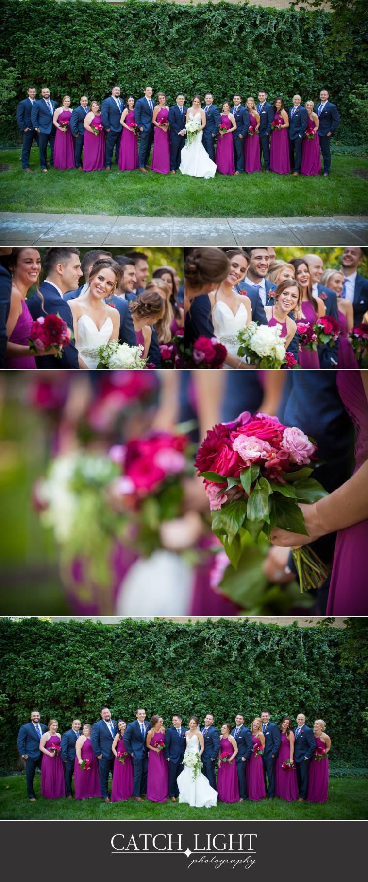 Intercontinental Hotel Wedding Photography