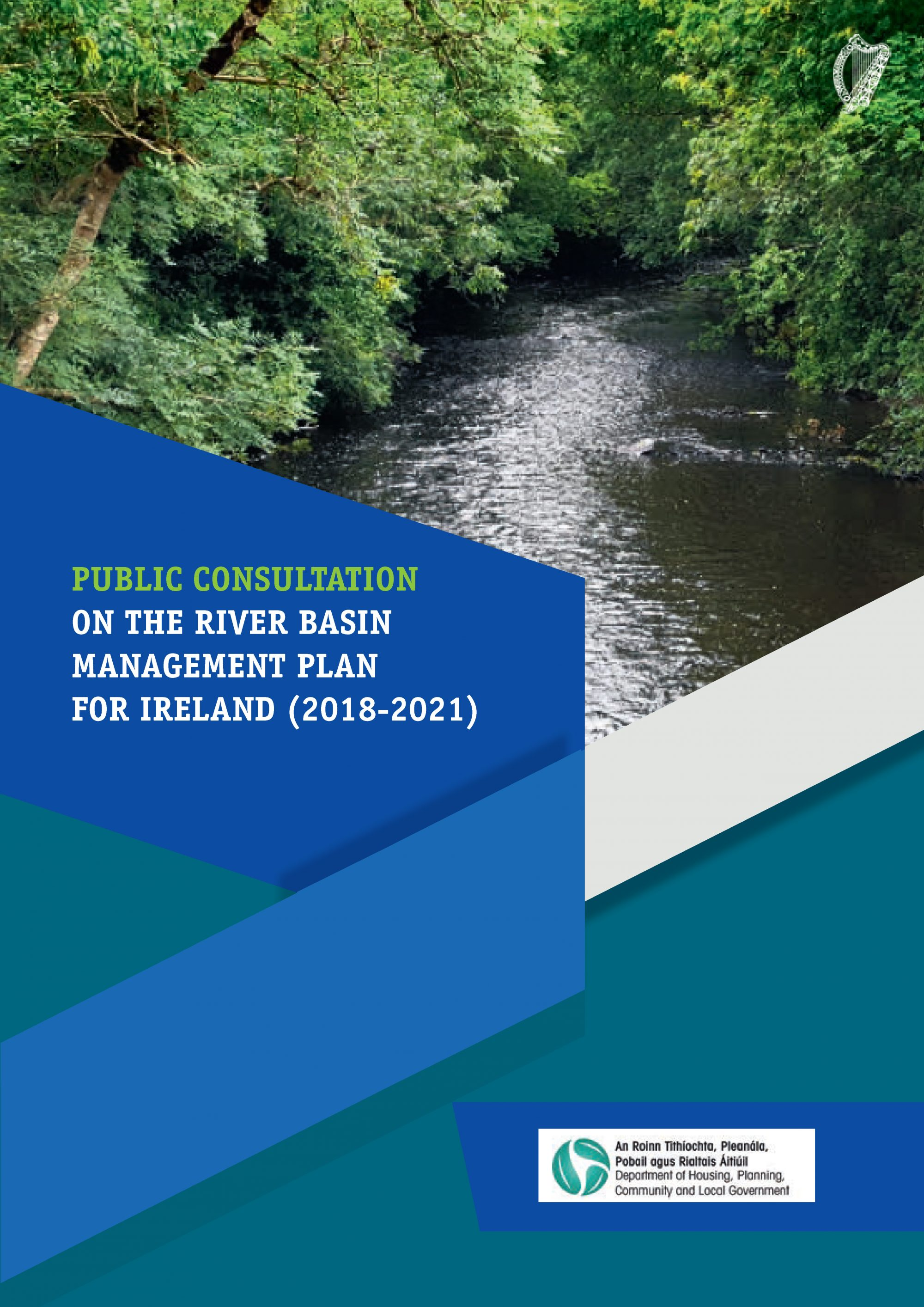Public Consultation on the River Basin Management Plan for Ireland (2018-2021)