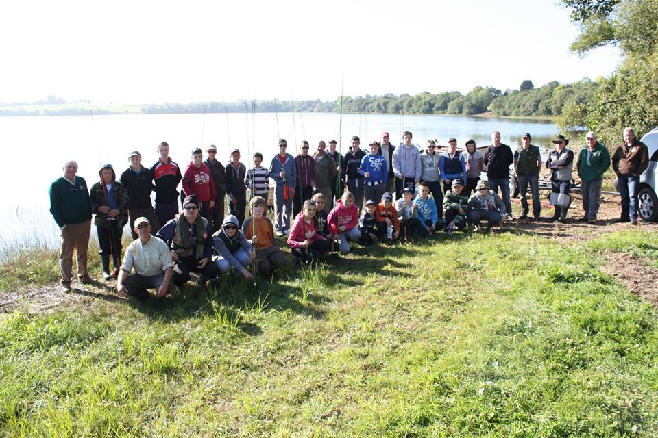 Emy Lake cross border young anglers workshop