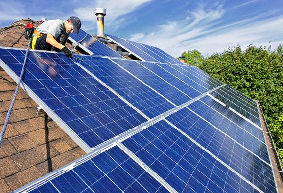Climate Change Solar PV