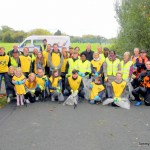 VOLUNTEERS HELP CLEAN THE CARMAC. ALL PHOTOS © TOMMY KEOGH