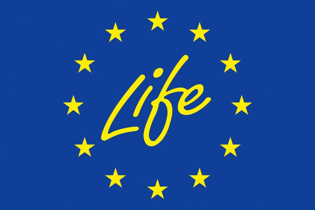 RaptorLIFE is an EU LIFE+ project delivered with the contribution of the LIFE financial instrument of the European Union.