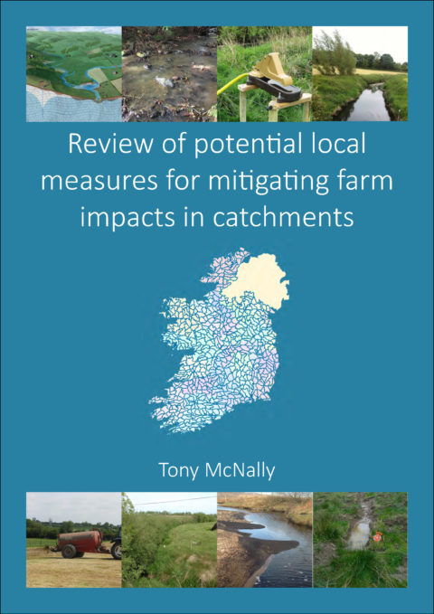 Review of potential local measures for mitigating farm impacts in catchments
