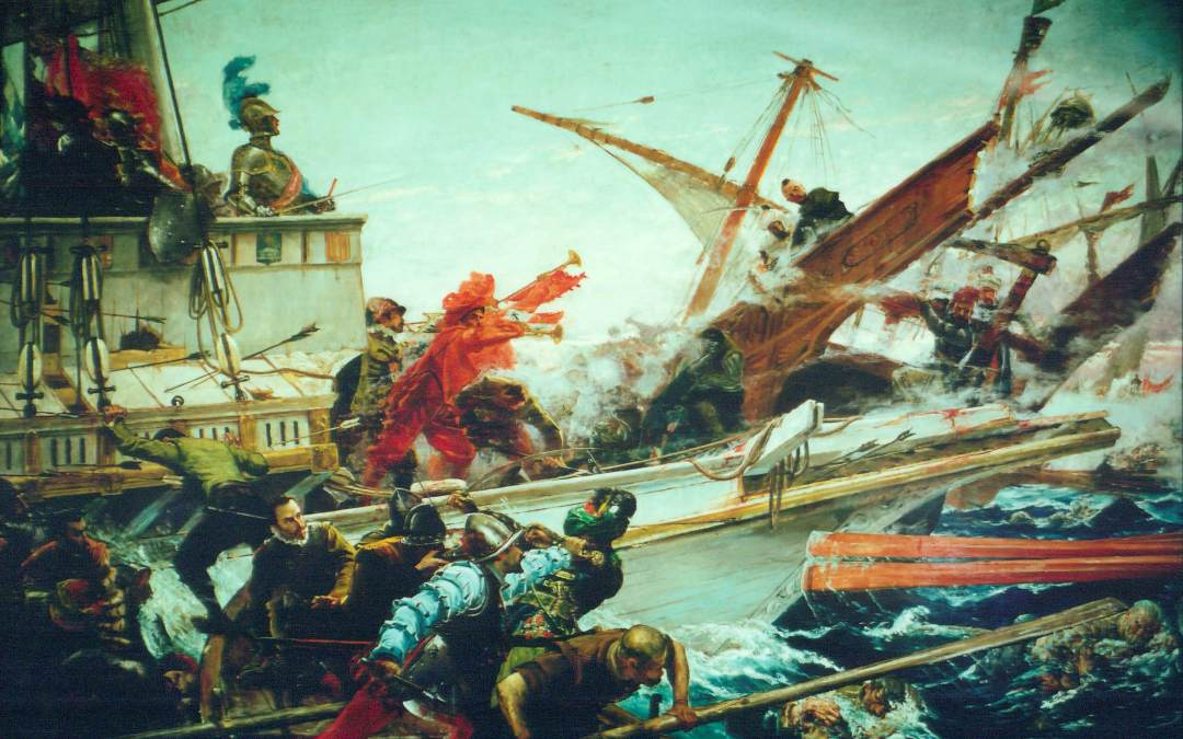 October 7th, 1571 | The Battle of Lepanto