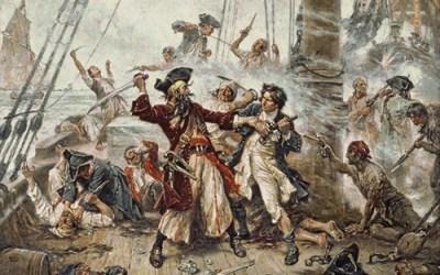 November 22nd , 1718 | The Death of Blackbeard