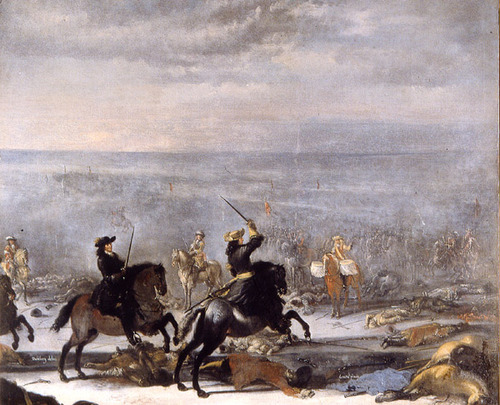 December 4th, 1676 | The Battle of Lund