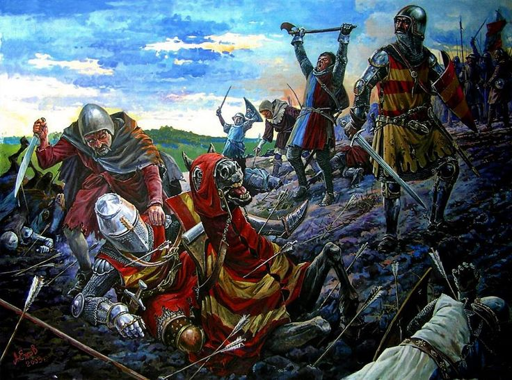 August 26th, 1346 | The Battle of Crécy
