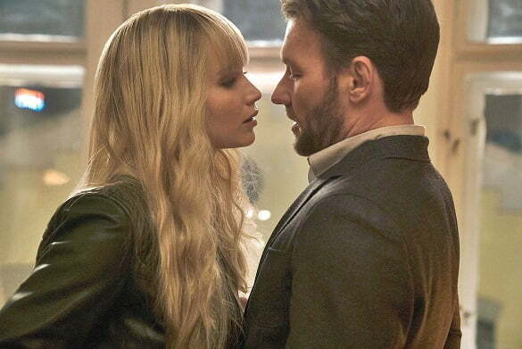 DF-23016_R – Jennifer Lawrence and Joel Edgerton in Twentieth Century Fox's RED SPARROW. Photo Credit: Murray Close.