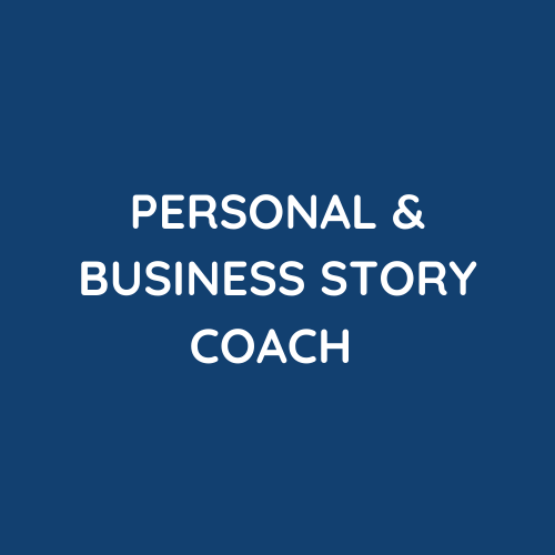 Personal story coach 2020