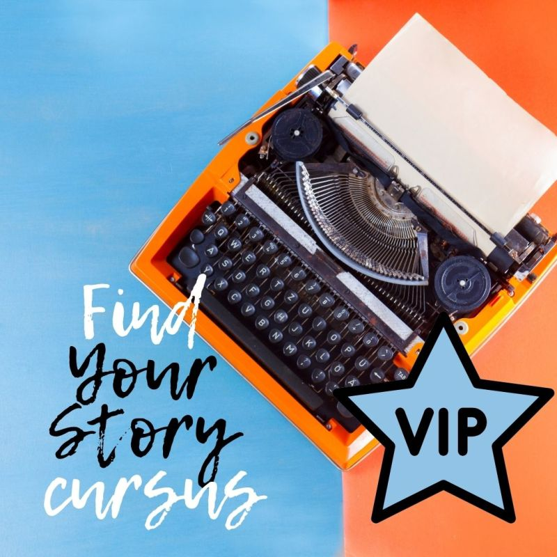 Find Your Story Cursus VIP