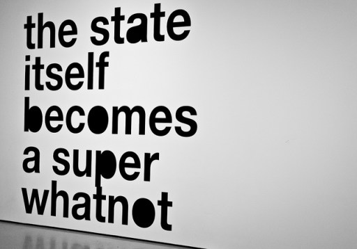 the state itself becomes a super whatnot