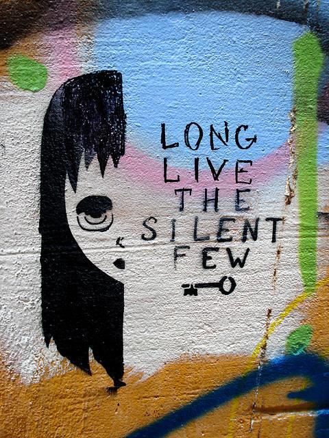 long live the silent few