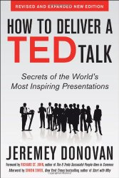 how to deliver a TED talk