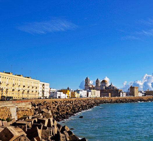 Cádiz. Vista Panorámica