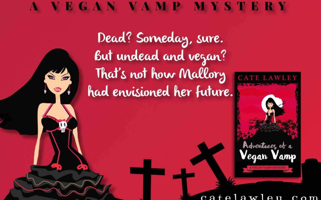 Vegan Vamp Release: Why Vegan?
