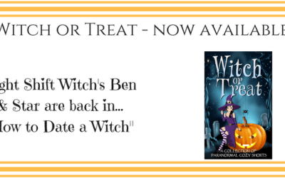 Witch or Treat Release!