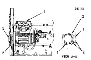 3116 and 3126 Truck Engines Air Compressor | Caterpillar Engines Troubleshooting
