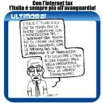 Internet tax…ma va là…