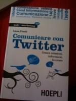 [Recensione] Comunicare con Twitter di Luca Conti