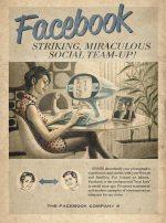Pubblicità internet ma vintage