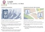 Places e la geolocalizzazione su Facebook
