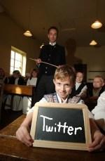E se il prof twitta durante l'esame?