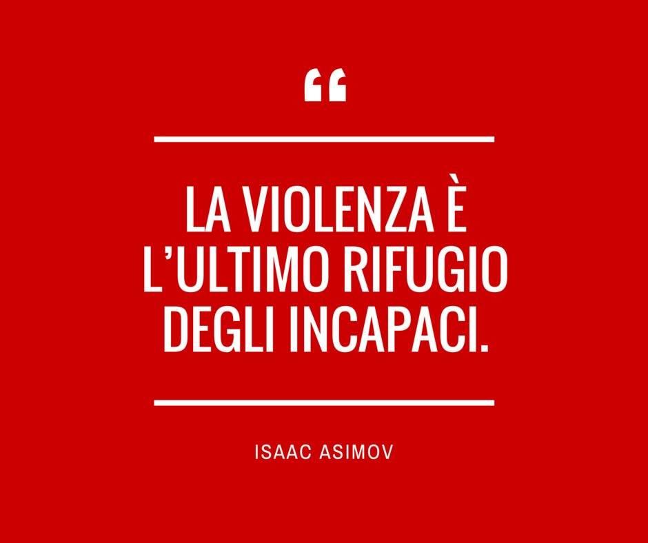 Contro la violenza sulle donne, contro ogni violenza #controlaviolenzasulledonne