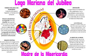 madre de misericordia logo