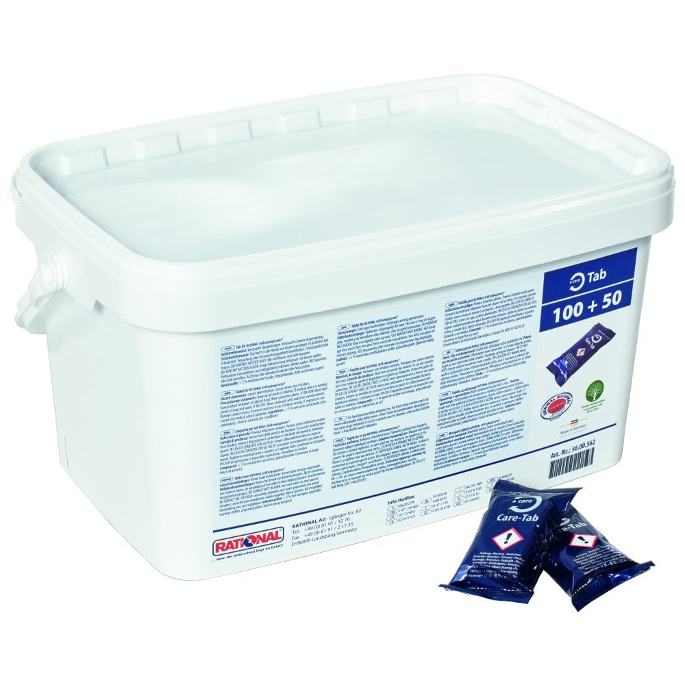 Rational Care Control Tabs Blue
