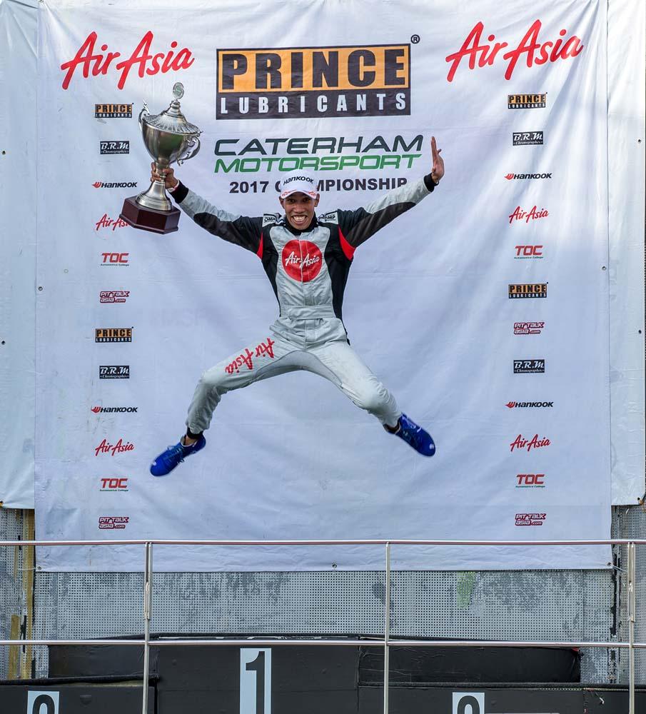 420R Champion: Daim Hishammudin.