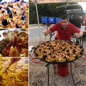 Claudio Paella Catering in Ulm