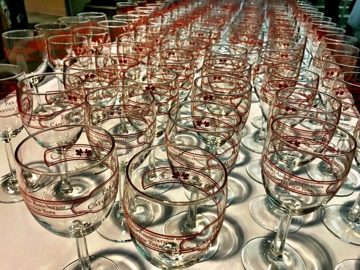 Cornell Wine Tasting