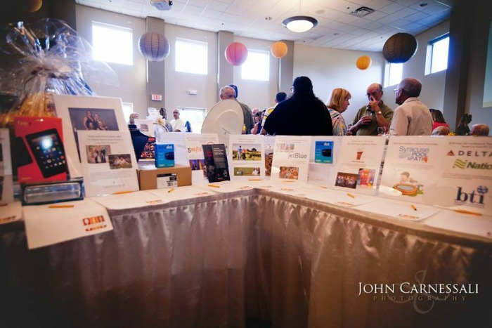 Philanthropic Foodies silent auction