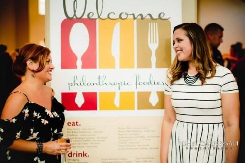 Philanthropic Foodies 2017