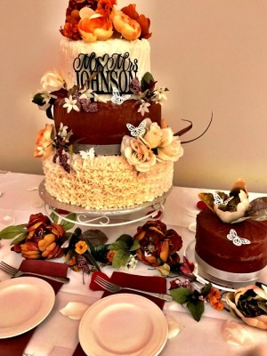 Johnson Wedding Cake