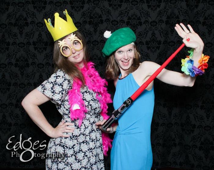 Quirk Wedding Photobooth