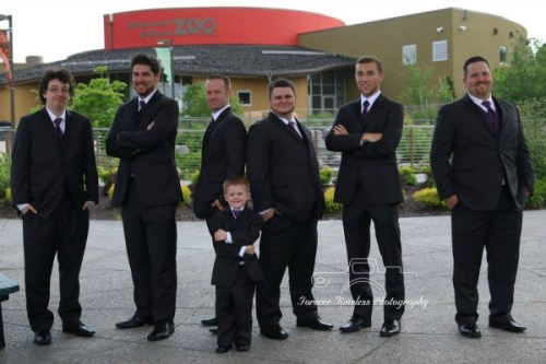 Strong Wedding Party