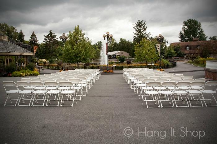 Courtyard ceremony