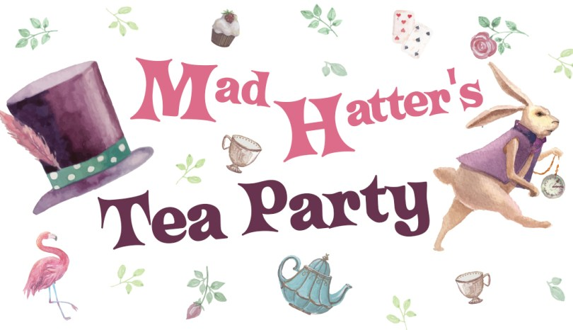 Mad Hatter Tea Party Syracuse Zoo CATZ RGZ