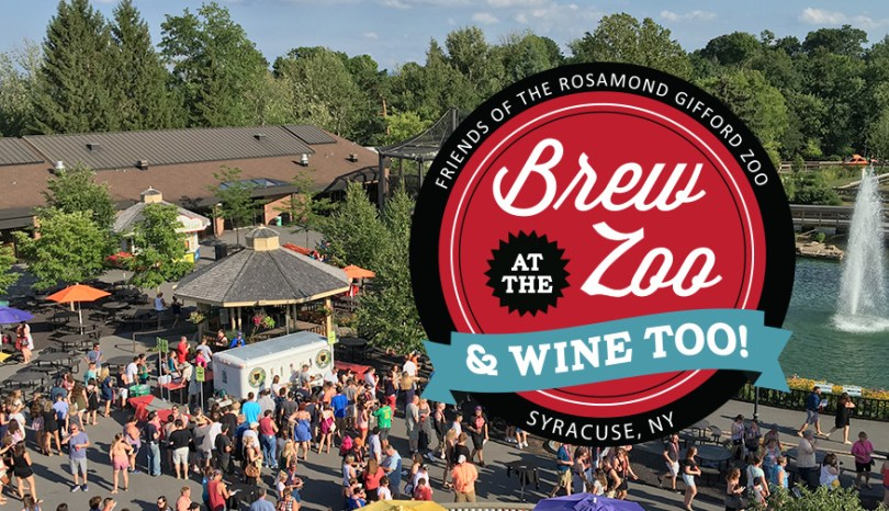 2019 Brew at the Zoo Syracuse Zoo RGZ