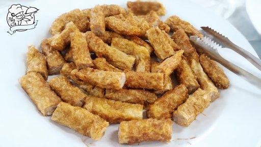 Fried Lobak Yam