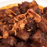Resep Oseng mercon (tetelan daging sapi) Anti Gagal
