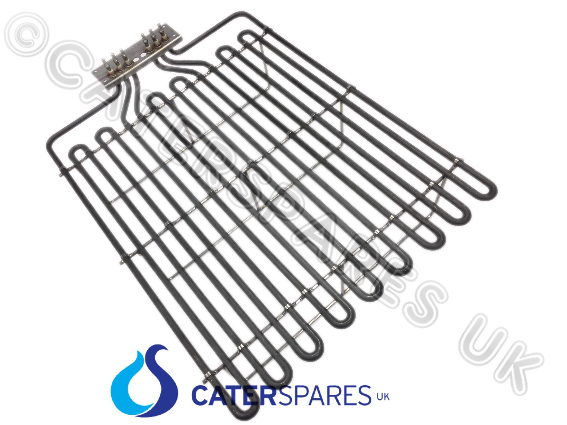El272 Lincat Electric Chargrill Heating Element Oe 8