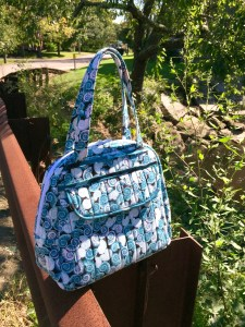 Bowl Me Over Bag Workshop @ Cate's Sew Modern