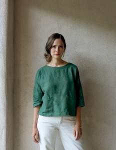 Wiksten Shift Top + Dress Workshop @ Cate's Sew Modern