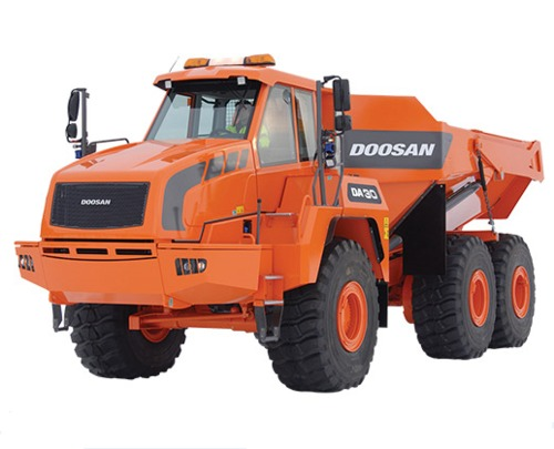 Doosan Da30 5 Dump Service Repair Workshop Manual